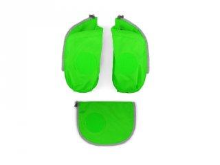 Oldalzseb Ergobag Cubo ergonómikus iskolatáskához, zöld (ERG-CPK-002-213)
