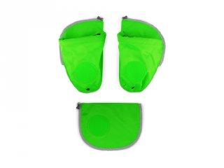 Oldalzseb Ergobag Prémium ergonómikus iskolatáskához, zöld