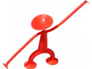 Oogi Junior, piros (Moluk, sokoldalú fejlesztő játék, 2-10 év)