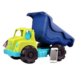 Óriás dömper (B.Toys, homokozó játék, 18 hó-7 év)