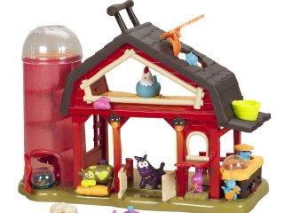 Óriás mókapajta (B.Toys, hangadó szerepjáték állatokkal, 2-7 év)