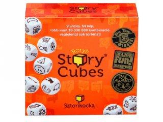 Óriás Sztorikocka (Max Story Cubes, történetmesélős, -kitalálós, beszéd-, és szókincsfejlesztő kockajáték, 4-99 év)