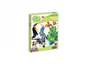 Origami, Állatok (Sentosphére, 4300, kreatív játék, 7-12 év)