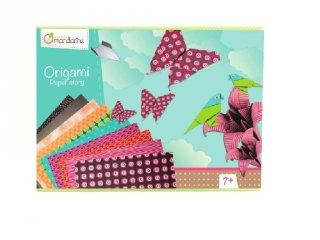 Origami (AM, kreatív játék, 7-12 év)
