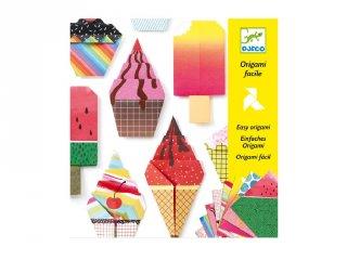 Origami Édességek, Djeco kreatív játék - 8756 (5-10 év)