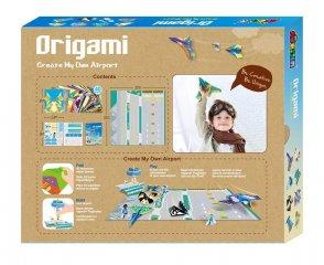 Origami repülők, kreatív szett (Avenir, 6-10 év)