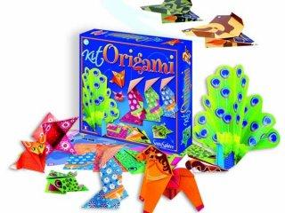 Origami (Sentosphére, kreatív játék, 5-10 év)