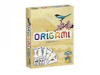 Origami, stratégiai kártyajáték (8-99 év)
