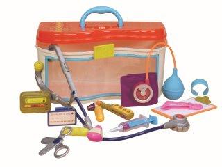 Orvosi táska (B.Toys, szerepjáték, 2-7 év)