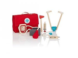 Orvosi táska, szerepjáték fából (3451)
