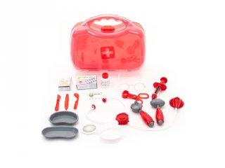 Orvosi táska, szerepjáték kiegészítő (3-7 év)