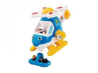 Oscar, a rendőrségi helikopter, Wow Toys szerepjáték (1,5-5 év)