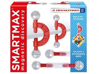 Összekötő elem 2 db (Smartmax, mágneses építőjáték, 3-7 év)