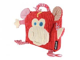 Ovis hátizsák, BOGOS, a majom (Deg, 35012, gyerek táska, 2-7 év)