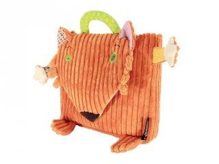 Ovis hátizsák, KITSCHOS, a róka (Deg, 35014, gyerek táska, 2-7 év)
