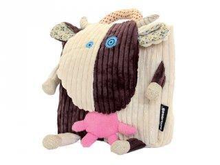 Ovis hátizsák, MILKOS, a tehén (Deg, 35007, gyerek táska, 2-7 év)