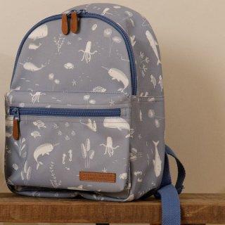 Ovis hátizsák óceános mintával, Little Dutch gyerek kiegészítő (4942)