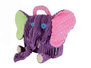Ovis hátizsák, SANDYKILOS, az elefánt (Deg, 35016, gyerek táska, 2-7 év)