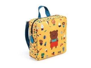 Óvodás táska, Mackó - Bear, Djeco kiegészítő - 00251