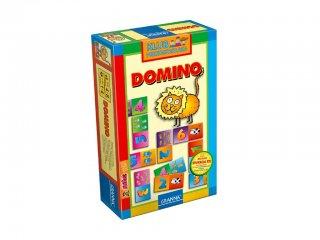 Óvodások játéktára, Dominó (Granna, párosító logikai játék, 4-8 év)