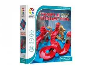 Pagodák Ösvénye Sárkány kiadás, Smart Games logikai játék (7-99 év)