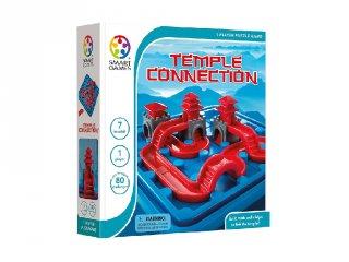 Pagodák Ösvénye (Smart Games, logikai játék, 80 feladvány, 7-99 év)