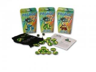 Palago játékkészlet (Tantrix, logikai, ügyességi társasjáték, 6-99 év)
