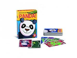 Panda! (Piatnik, stratégiai kártyajáték, 8-99 év)