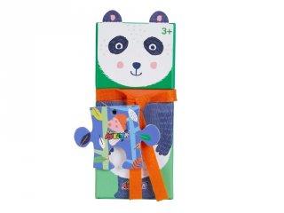 Panda puzzle, 28 db-os kirakó (Avenir, 3-5 év)