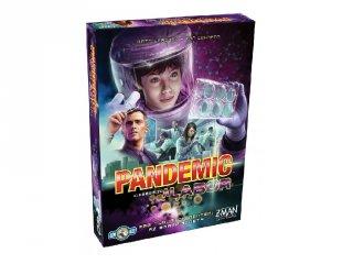 Pandemic kiegészítő, A labor (Z Man, nyomozós kooperatív társasjáték, 8-99 év)