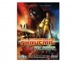 Pandemic kiegészítő, Pengeélen (Z Man, nyomozós kooperatív társasjáték, 8-99 év)