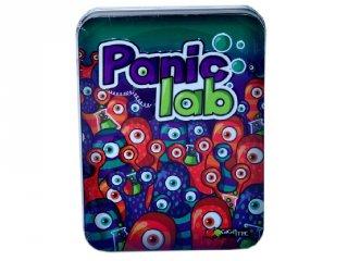 Panic Lab (gyorsasági kártyajáték, némi csavarral, 8-99 év)