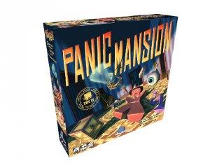 Panic Mansion, családi társasjáték (BO, Elátkozott Kastély, 6-99 év)