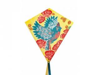 Papírsárkány, Repülő madaras (Djeco, 2153, üvegszálas kerti játék, 3-12 év)