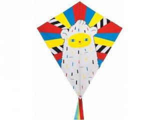 Papírsárkány, Yeti (Djeco, 2150, üvegszálas kerti játék, 3-12 év)
