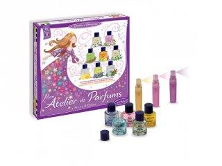 Parfüm készítő készlet, Hercegnő álma (Sentosphere, kreatív játék, 8-16 év)