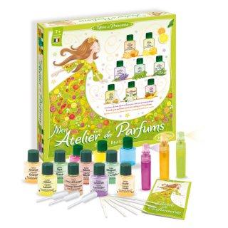Parfüm készlet, Virágok illata (SentoSphére, parfüm készlet, 7-13 év)