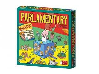 Parlamentary, Keller & Mayer politikai, érdekérvényesítő társasjáték (12-99 év)