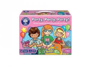 Parti, Parti, Parti (orchard, party, party, party, csajos társasjáték, 4-8 év)