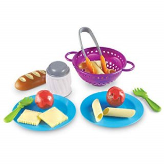 Pasta Time Tésztafőző szett, szerepjáték (9746, Learning Resources, 2-6 év)