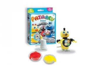Patabul gyurmarobot készítő SentoSphére kreatív készlet (5-10 év)