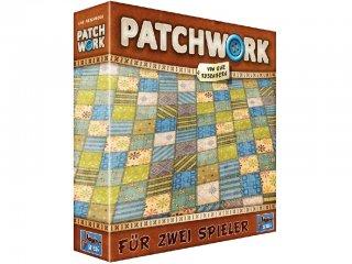 Patchwork (kétszemélyes, taktikai társasjáték, 8-99 év)