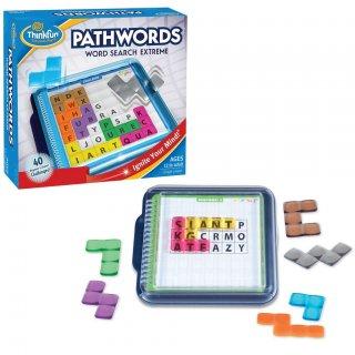 Pathwords (Thinkfun, egyszemélyes angol nyelvű szójáték, 10-99 év)