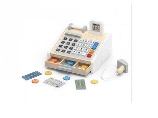 Pénztárgép, fa szerepjáték (FK, 3-7 év)