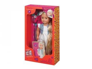 Phoebe, fodrászolható 46 cm-es játékbaba kiegészítőkkel (OR)