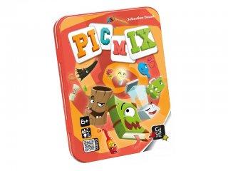 Picmix (Gigamic, gyorsasági kártyajáték, 6-99 év)