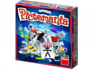 Pictomania (rajzolós szórakoztató partijáték, 6-99 év)