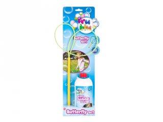 Pillangó buborékkészítő szett 500 ml folyadékkal