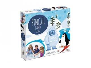 Pingui Land, kooperációs társasjáték (3-6 év)