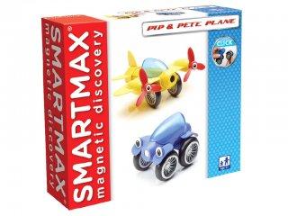 Pip & Pete Repcsi (Smartmax, mágneses építőjáték, 3-7 év)